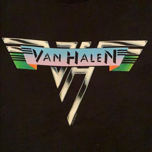 Gildan Other - Van Halen T Shirt
